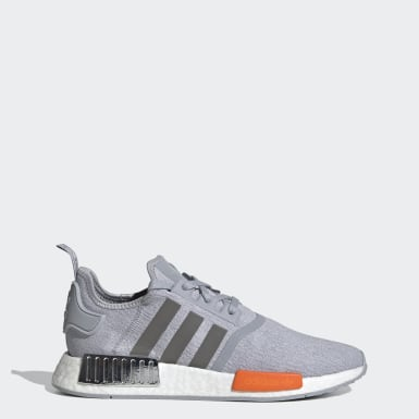 Zapatilla NMD_R1 Plateado Originals