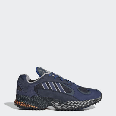 Yung-1 Shoes Niebieski
