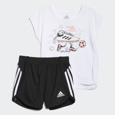 Soccer Shorts and Tee Set