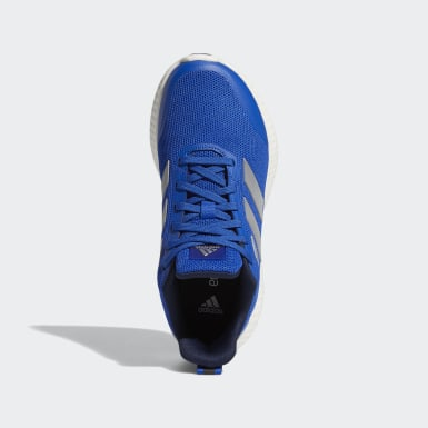 Tenis Edge Gameday (UNISEX) Azul Niño Running