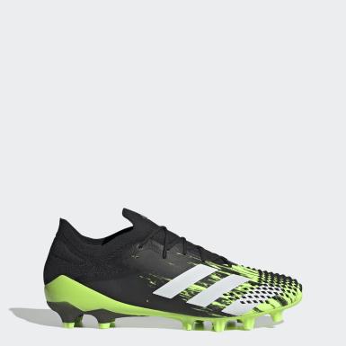 зеленый Футбольные бутсы Predator Mutator 20.1 AG
