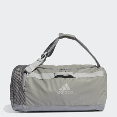 Tennis Grey 4ATHLTS ID Duffel Bag Medium