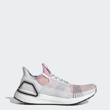 Women Running Purple Ultraboost 19 Shoes