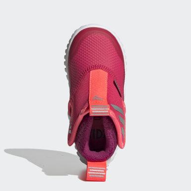 Girls Træning Pink RapidaZen WINTER.RDY sko
