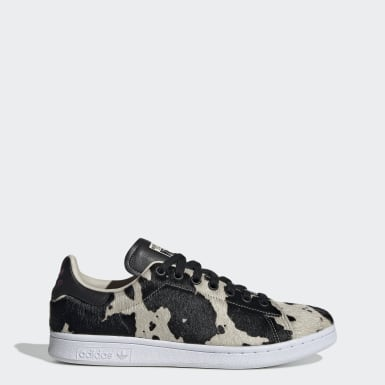 Scarpe Stan Smith Nero Donna Originals