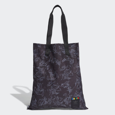 Originals zwart Goofy Shopper Tas