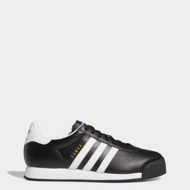 Originals Samoa Schuh Schwarz