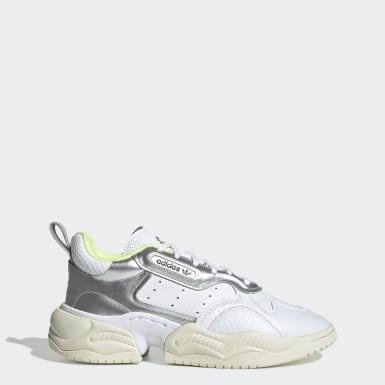 Kvinder Originals Hvid Supercourt RX sko