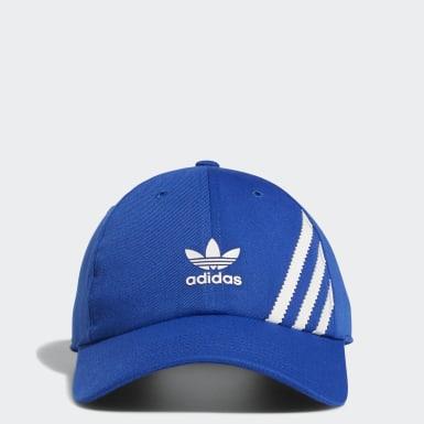 Men's Originals Blue Recycled SST Hat