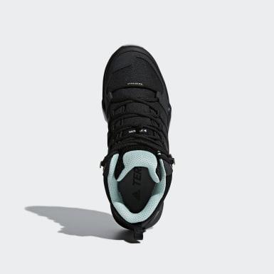 Sapatos de Caminhada Swift R2 Mid GORE-TEX TERREX Preto Mulher TERREX