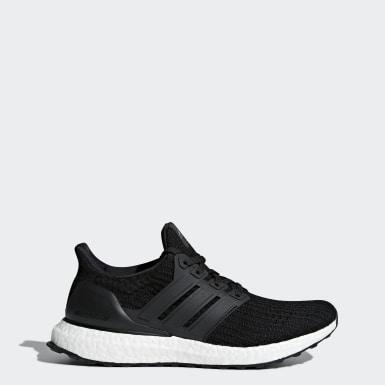 ผู้หญิง วิ่ง สีดำ รองเท้า Ultraboost