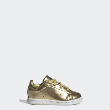 STAN SMITH I Oro Bambini Originals