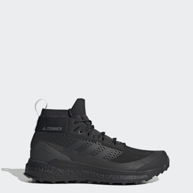 Sapatos de Caminhada Free Hiker GTX TERREX Preto Homem TERREX