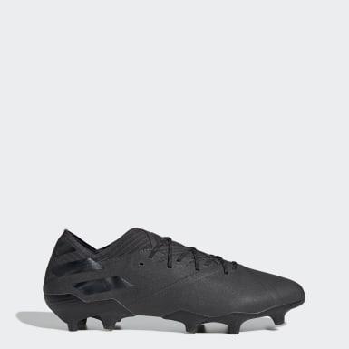 Chaussure Nemeziz 19.1 Terrain souple Noir Femmes Football