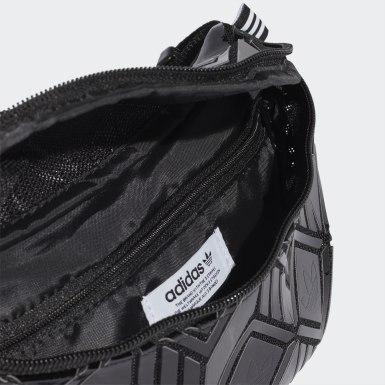 ผู้หญิง Originals สีดำ กระเป๋าคาดเอว
