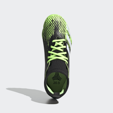 Børn Fodbold Grøn Predator Mutator 20.3 Turf støvler