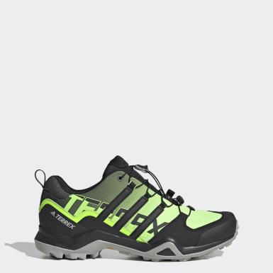 Sapatos de Caminhada Swift R2 TERREX Verde TERREX