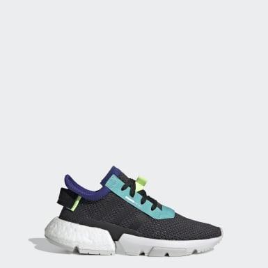 Kids Originals Grey POD-S3.1 Shoes