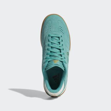 Women's Five Ten Turquoise Five Ten Sleuth DLX Mountain Bike Shoes