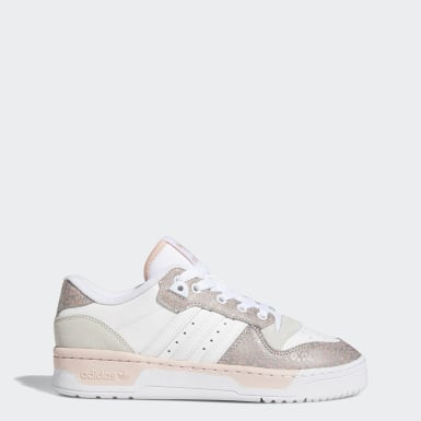 Tenis Rivalry Low Blanco Mujer Originals