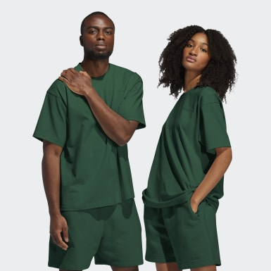 Originals Grön Pharrell Williams Basics Tee (Gender Neutral)