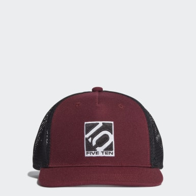 Gorra Five Ten H90 Trucker Burgundy Five Ten
