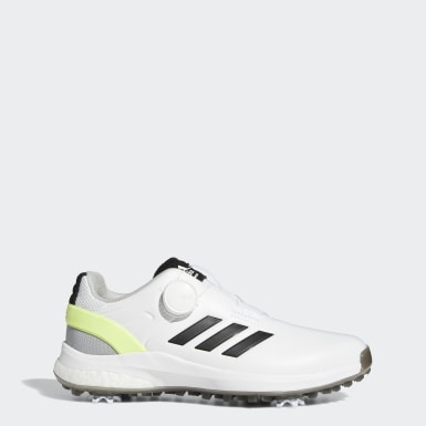 Women Golf White EQT BOA Golf Shoes
