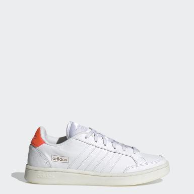 Kadın Sport Inspired Beyaz Grand Court SE Ayakkabı