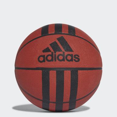 Balón de Básquet 3 Franjas Naranja Basketball