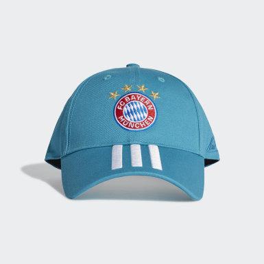 Fußball FC Bayern München Baseball Kappe Grün