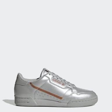 Kvinder Originals Grå Continental 80 sko