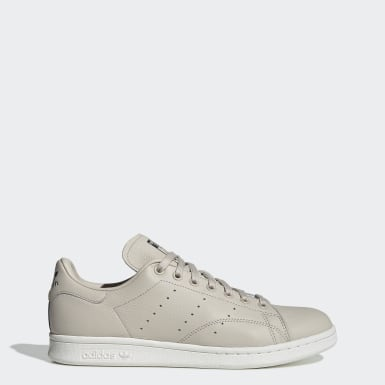 Men Originals Beige Stan Smith Shoes