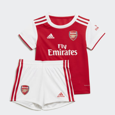 Arsenal Baby hjemmebanesæt