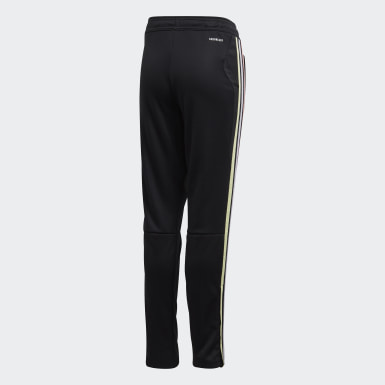 Girls Training Black Girls' Tiro 19 Pants