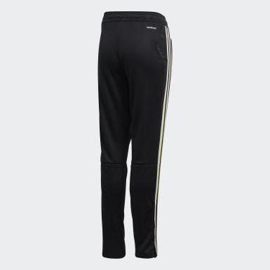 Pantalon Girls' Tiro 19 Noir Filles Training