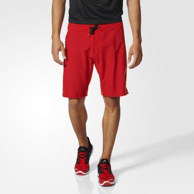 Shorts Premium Crazytown Rojo Hombre Training