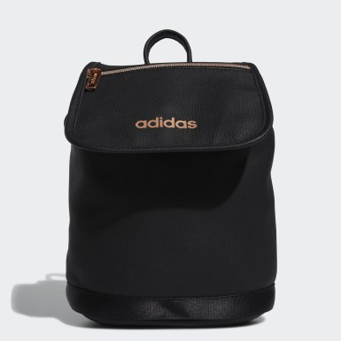 Training Black PU Suede Mini Backpack