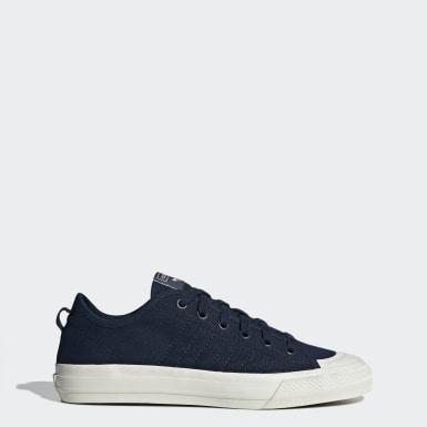 Men Originals Blue Nizza RF Shoes