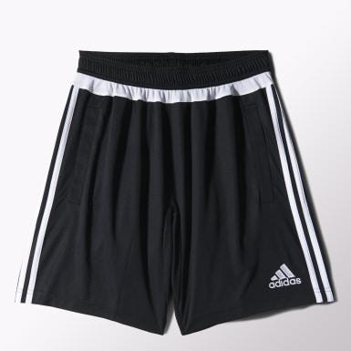Pants corto de entrenamiento Tiro15 Negro Hombre Fútbol