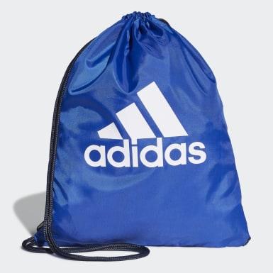 Tennis blauw Gym Tas