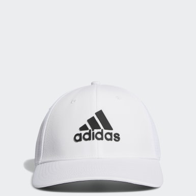 Men Golf White Tour Hat