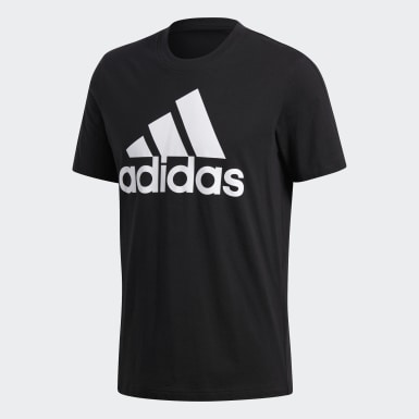 T-shirt Essentials Nero Uomo Athletics