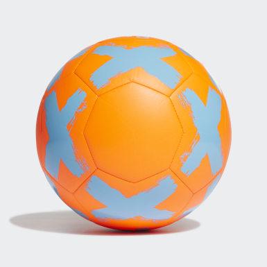 ผู้ชาย ฟุตบอล สีส้ม ลูกฟุตบอล Starlancer V Club