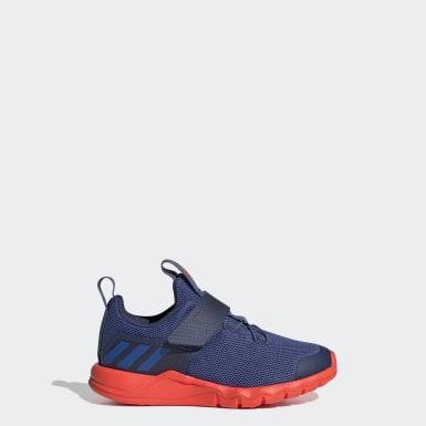 Chaussure RapidaFlex Bleu Enfants Running