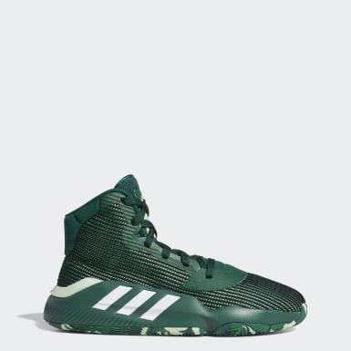 зеленый Баскетбольные кроссовки Pro Bounce 2019