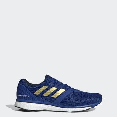 adizero adios 4 m Azul Homem Running