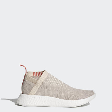 Women Originals Beige NMD_CS2 Primeknit Shoes