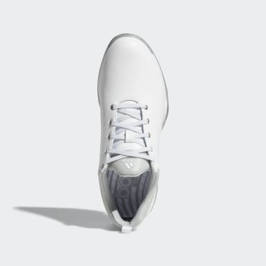 Women Golf White Adipower 4orged Shoes