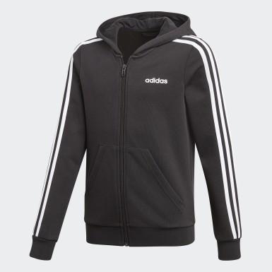 Gái Phong Cách Sống Áo hoodie Essentials 3 Sọc