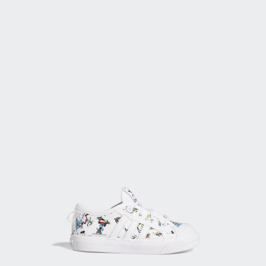 Infant & Toddler Originals White Nizza x Disney Sport Goofy Shoes